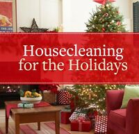 Christmas whole house clean SPECIAL!!!