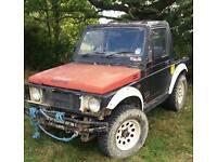 Suzuki sj off roader