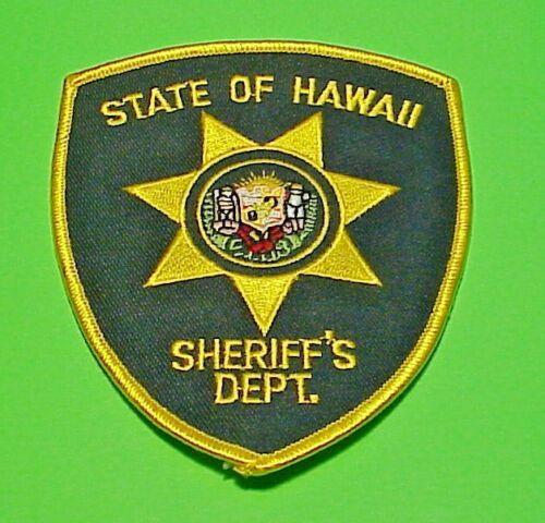 HAWAII  SHERIFF