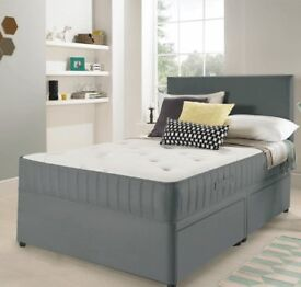 Mega Deal Fast Delivery Full Set Single Double BED King Bed MATTRESS HEADBOARD Pay on Delivery