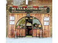 My tea shop London Bridge