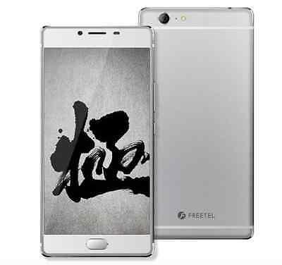 NEW JAPAN FREETEL KIWAMI 2 ANDROID DECA CORE 10-CORE 4GB DUAL SIM UNLOCKED 4K