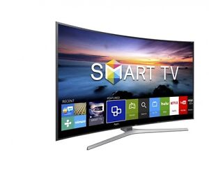 "SAMSUNG 55"" UHD SMART TV 4K !!CURVED!! ! Annual T.V Sale Is Back!! Mobile Depot Macleod Trail, Lowest Prices Around!"