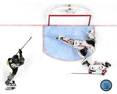 Braden Holtby The Save 2018 Stanley Cup Washington Capitals 8X10 Action Photo 2