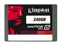 Kingston 240 GB SSD Solid State Drive 2.5 Inch