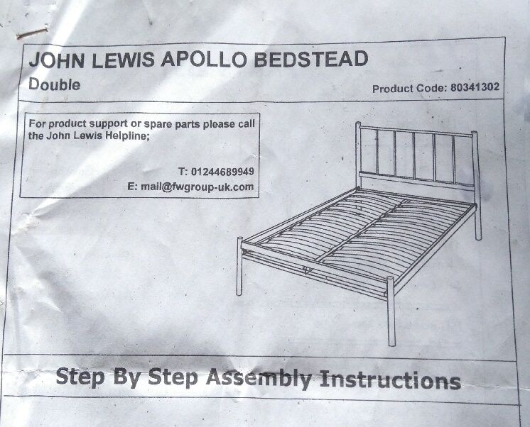 Metal Bed Frame Parts Uk - Bed Frame Ideas