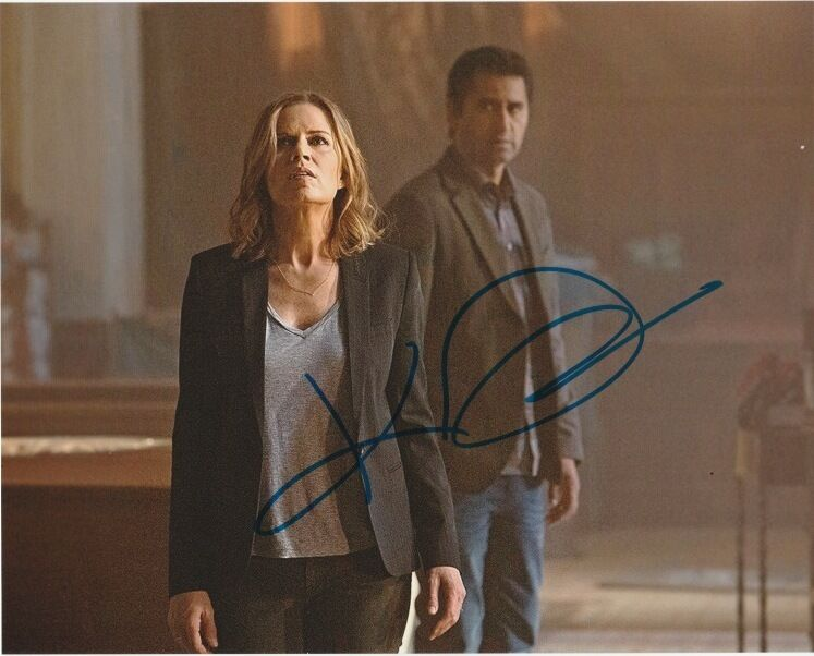 Kim Dickens Fear The Walking Dead Autographed Signed 8x10 Photo COA