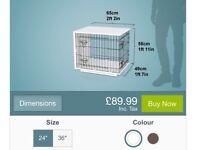 Fido Dog Crate