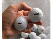 Wilson Ultra Grade A x40 golf balls