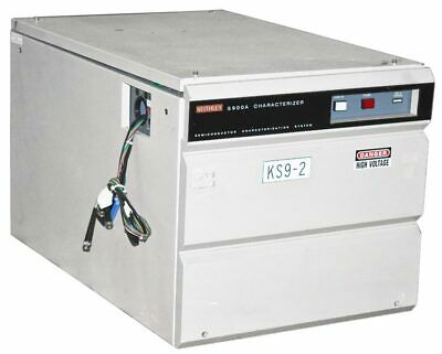 Keithley S900a 2.0kva 15a 1ph Semi Conductor Characterization System Parts