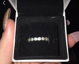Genuine pandora ring size 58