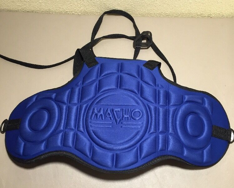 Macho Chest Protector Taekwondo Martial Arts Light Sparring Lightweight Youth