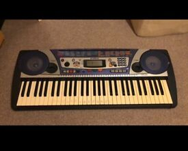 Yamaha Keyboard. Good condition.