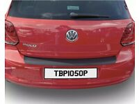 VW Polo VolksWagen Polo 2013-2018 boot protector