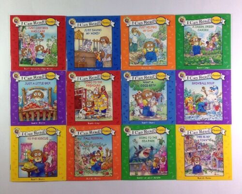 Little Critter Childrens Phonics I Can Read Books Early Read