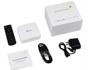 New October '16 TX95 2GB/16GB Android Boxes Incl. MX3 Air Mouse Cambridge Kitchener Area image 3