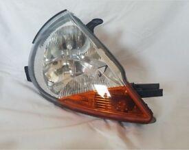 Ford ka headlight (front right)