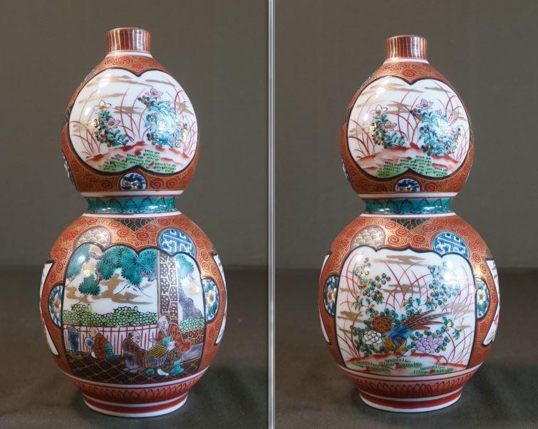 Beautiful Large Japanese Meiji Period 1860