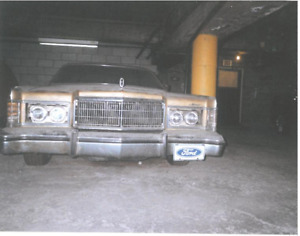 1973 - '77 Ford parts (New & Used)