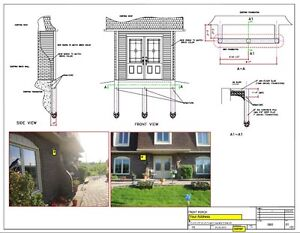 Drafting services for Montreal West Island West Island Greater Montréal image 1
