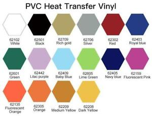 Heat Transfer Vinyl - SALE! Only $10/Yard. BUY IN BULK AND SAVE EVEN MORE