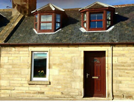 2 Bedroom Terraced Cottage for rent in Elgin, recently refurbished to a high standard