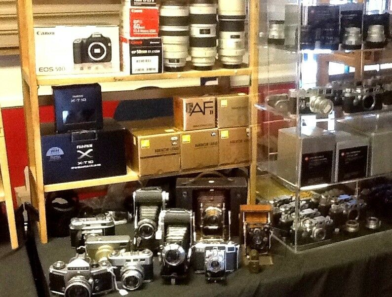 Photographic Equipment Fair - Sunday 26th November - Wolverhampton Racecourse, 8.30am-1pm
