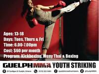 New Program  Youth Striking.