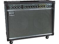 Roland Jazz Chorus JC120 Proffesional Guitar Amp Immaculate. Legendary amp Bargain £650