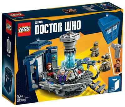 LEGO Ideas - Doctor WHO, 21304, NEW