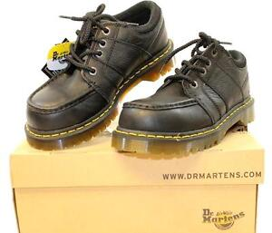 NEW Dr. Martens Watt St Genuine Leather Oxfords, US7