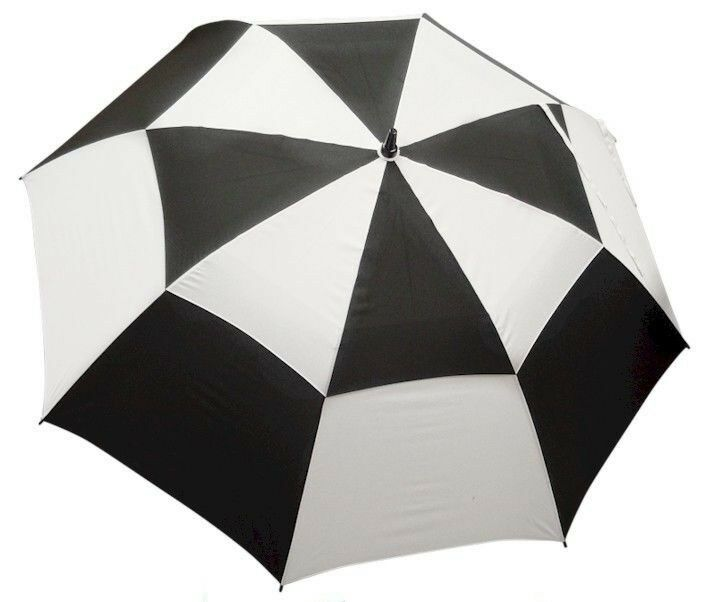 62 double canopy golf umbrellas available in