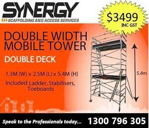 1.3m X 2.5m X 5.6m Scaffold Parramatta Parramatta Area Preview