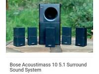 Bose surround sound