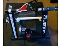 ELITE Volare Magnetic Force Elastogel Turbo Trainer + accessories