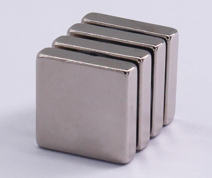 10-50pcs F10X 10X 2mm  ndfeb high strength strong magnet squ