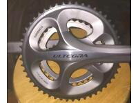 Shimano Ultegra compact chainset mint Trek Cannondale Giant road bike
