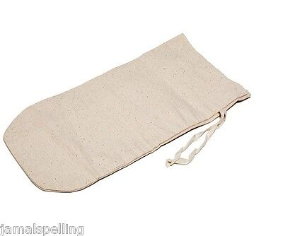 Natural Canvas 'LEWIS' ICE CRUSHING BAG for cocktail geeks  FREE US SHIP](Natural Canvas)