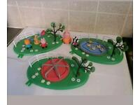 peppa pig toys - play parks & figures