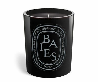 Brand New Sealed Diptyque Baies Candle 10.2 Oz 300 g FREE OVERNIGHT SHIPPING