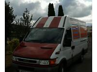 MR VAN MAN Removals/Collection/Delivery
