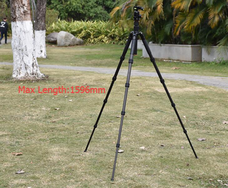 Freelander C810Y Carbon Fiber travel tripod. Brand new.
