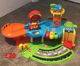 Kids garage
