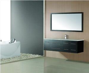 ⎷⎛Contemporary Bathroom Vanity & Cabinet Montecristo MK60S