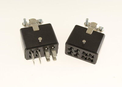 8 Pin Plug & Socket Power Connector Combo P308CCT S308CCT Beau Cinch Jones Cable