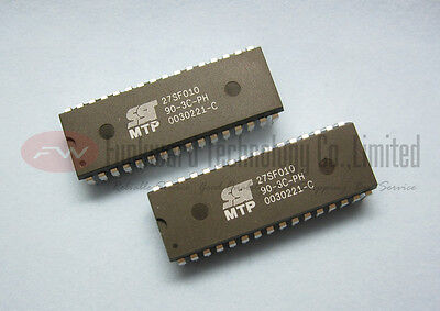 Sst Sst27sf010-90-3c-ph 27sf010 Flash Eeprom 1mbit Dip-32 X10pcs New