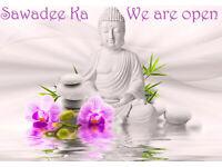 KUSAMA THAI MASSAGE, CIPPENHAM, SLOUGH - NOW OPEN