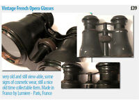 Vintage French Opera Glasses