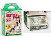 High quality Instax White Film Intax For Mini 90 8 25 7S 50s Polaroid Instant Camera