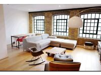 STUNNING 2 BEDROOM WAREHOUSE CONVERSION IN SPITALFIELDS BRICK LANE SHOREDITCH LIVERPOOL STREET
